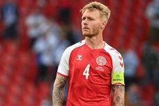 Heroik Bantu Eriksen, Simon Kjaer Akan Terima Ban Kapten AC Milan