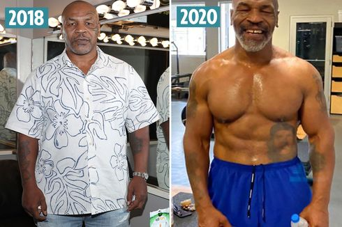 Rahasia di Balik Transformasi Tubuh Mike Tyson