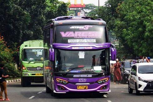 Alasan Jetbus Buatan Adiputro jadi Bodi Bus Favorit PO Bus