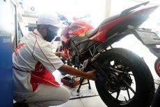 AHASS Jawa Barat Kasih Gratis Pengecekan Komponen Motor
