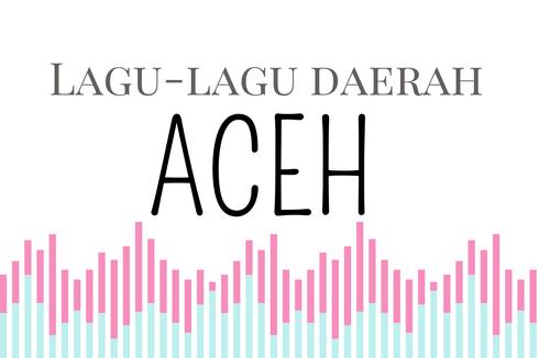 Lagu Daerah di Aceh