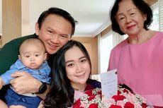 Ahok Berikan Buket Bunga Mawar, Puput: Terima Kasih Suamiku yang Baik Hatinya