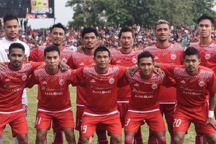 Persija Jakarta Unggul 2-0 Atas Tira-Persikabo dalam partai leg kedua babak 16 besar Piala Indonesia 2018.