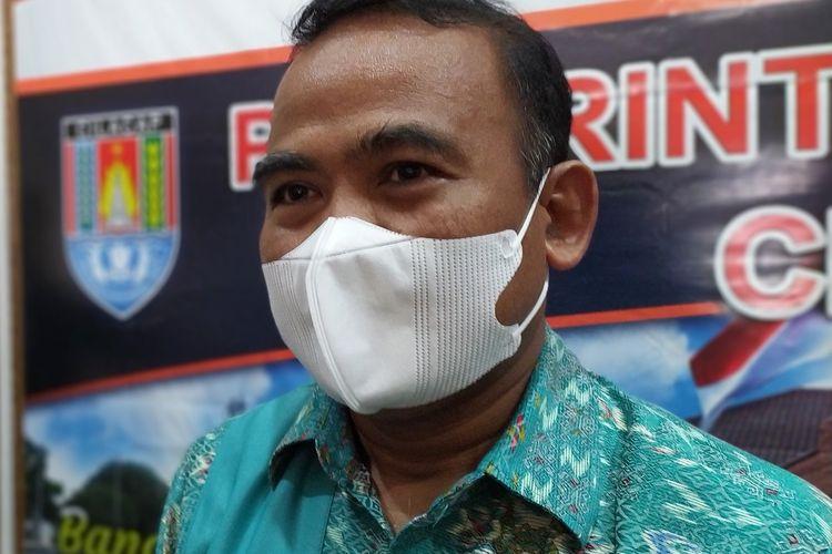 Direktur RSUD Cilacap, Jawa Tengah, dr Ichlas Riyanto.