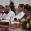Jokowi Minta Anies Segera Normalisasi dan Naturalisasi Seluruh Sungai di Jakarta