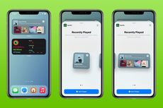 Widget Spotify Hadir di iPhone, Begini Cara Pasangnya
