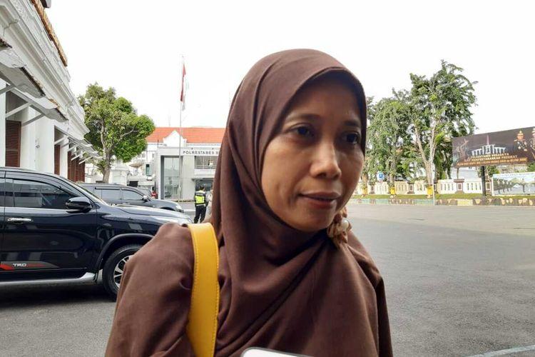 Pelapor Wali Kota Surabaya Tri Rismaharini ke Ombudsman Perwakilan Jawa Timur, Mila Machmudah