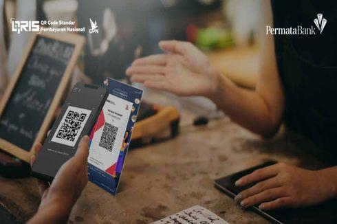 Melalui PermataQR Merchant, PermataBank Dukung Program Digitalisasi Merchant Melalui QRIS