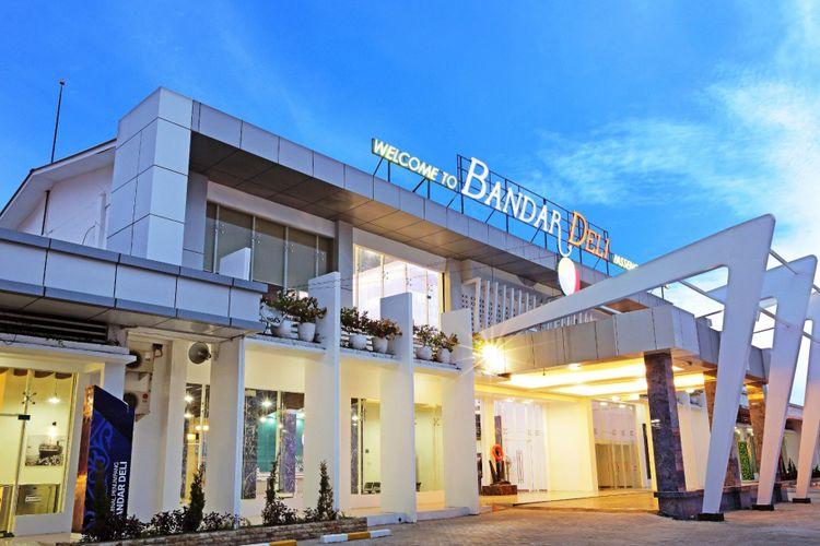 Terminal Penumpang Bandardeli, Pelabuhan Belawan, terminal penumpang terbesar di Pulau Sumatera