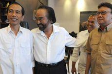 Jokowi Minta Surya Paloh Lakukan Serangan Udara