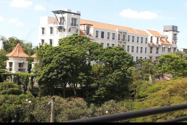 El Hotel Grande Malang mengalihfungsikan hotelnya menjadi menjadi ISOTEL atau hotel untuk hotel untuk isolasi mandiri bagi penderita Covid-19