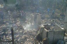 Korban Kebakaran Rawa Bunga dan Bali Mester Tinggalkan Posko Pengungsian