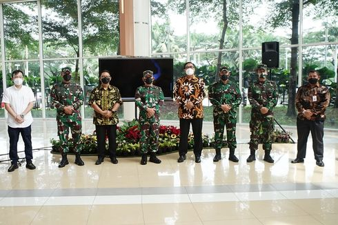 Jelang Lebaran, Pangdam Jaya Kunjungi Summarecon Mall Bekasi