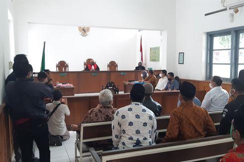Sidang Perdana Gugatan Praperadilan Penangkapan Pemuda yang Olok Gibran Digelar
