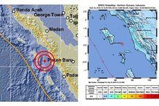 Gempa Magnitudo 5,5 Guncang Nias Selatan Tidak Berpotensi Tsunami