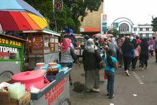 Ketika Kasus Covid-19 Melonjak di Jakbar, Pasar Ditutup dan PKL Dilarang Berjualan