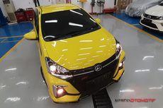 Impresi Wajah Baru Daihatsu Ayla Facelift 2020