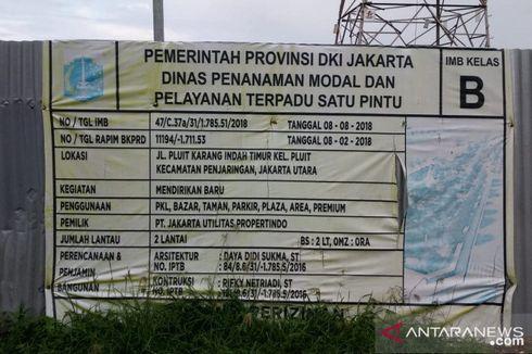 Fraksi PDI-P DPRD DKI: Lapak di RTH Pluit Karang Dijual Rp 60 Juta per Meter