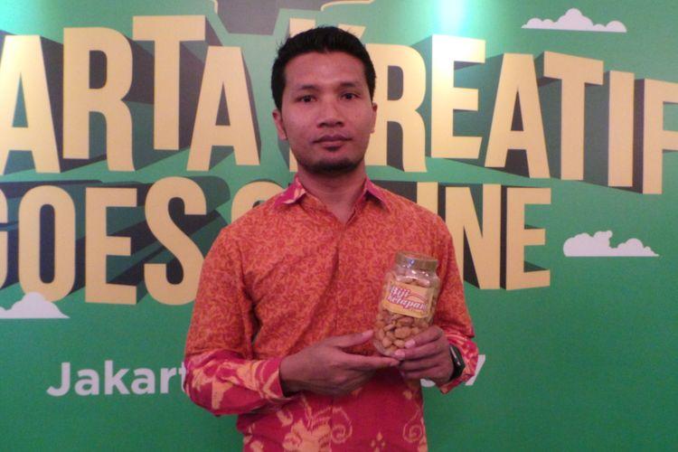 Sugeng Riyadi (34) Founder Romlah Roemah Oleh-oleh Jakarta