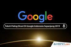 INFOGRAFIK: 5 Tokoh Paling Banyak Dicari di Google Indonesia Sepanjang 2019