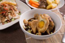 Resep Pempek Kapal Selam Palembang, Isi Telur Ayam