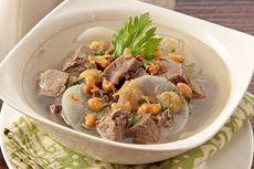 Resep Soto Bandung, Soto Sapi Kuah Bening Cocok untuk Makanan Sahur