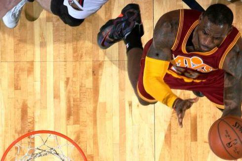 LeBron James Dikontrak Nike Seumur Hidup