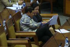 Wakil Ketua DPR Sibuk Lobi di Barisan Anggota Saat Sidang Paripurna, Ada Apa?