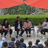 Jokowi Tak Dampingi Gibran di Debat Pilkada Solo