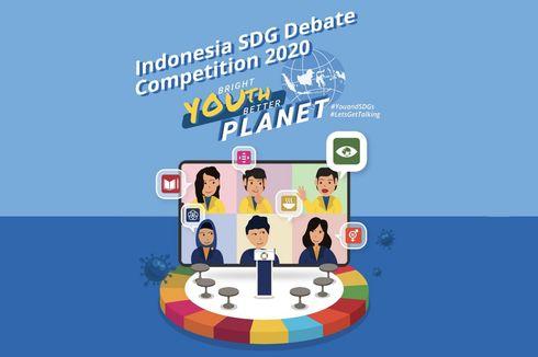 Kompetisi Debat SDGs Dorong Pemuda Beraksi untuk Negeri di Masa Pandemi