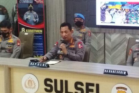 Kapolri: 5 Teroris Anggota JAD di NTB Sudah Kami Amankan