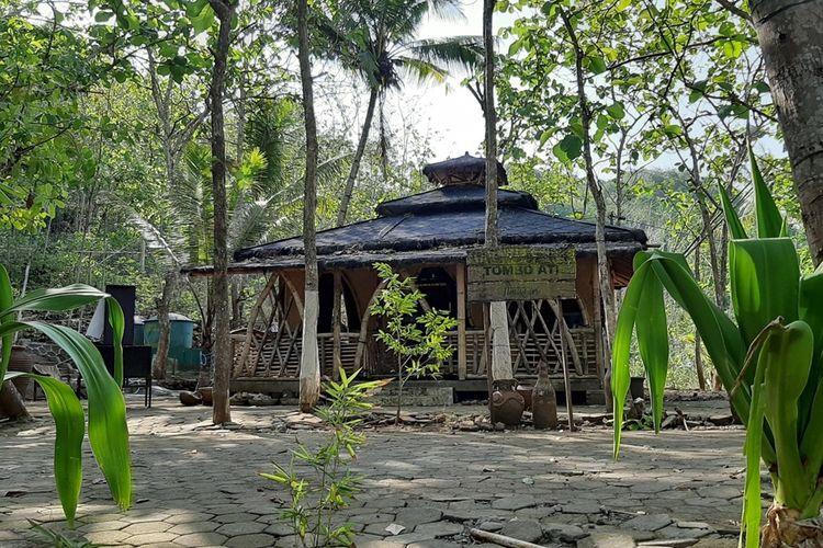 Mushola Pesantren Ilmu Giri, Desa Selopaimoro, Kecamatan Imogiri, Bantul. Minggu (1/12/2019)