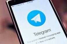 Layanan Chat Telegram Diblokir di Indonesia