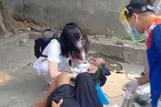 Aksi Heroik Perawat Menolong Tunawisma Melahirkan di Pinggir Jalan