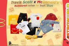 Inikah Desain Kolaborasi Travis Scott dan McDonald's?