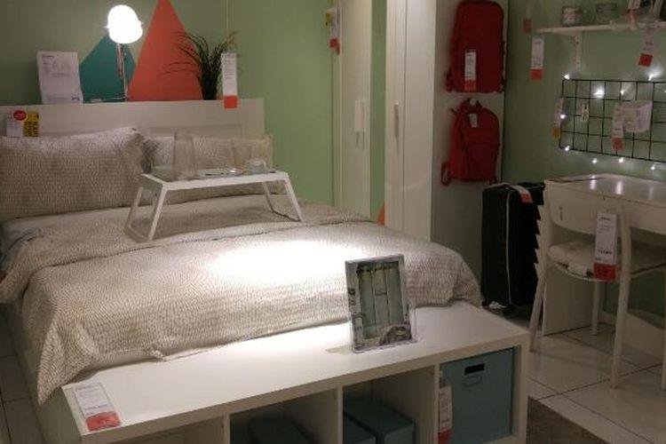 Kamar Tidur Jepang Sederhana  8 trik ciptakan ketenangan di kamar tidur halaman all