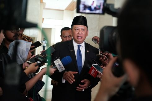 Insiden Peluru Nyasar, Ketua DPR Yakin Tak Ada Teror terhadap Parlemen