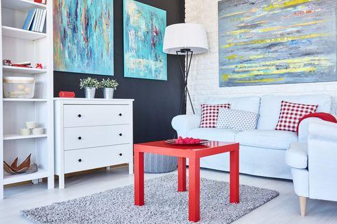 6 Ide Dekorasi Ruang Keluarga Kecil agar Terlihat Luas dan Menarik