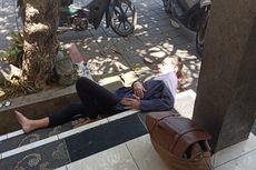 Lagi, Turis Asing Ngamuk di Bali Lempari Mobil hingga Hendak Telanjang
