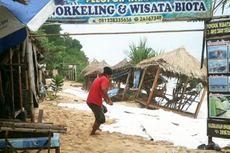 Tim SAR Siaga 24 Jam, Wisatawan Diminta Waspada Gelombang Tinggi