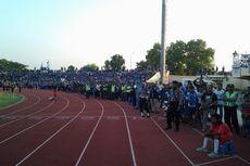 Stadion Kebundalem Kendal Tak Mampu Tampung Pendukung PSIS