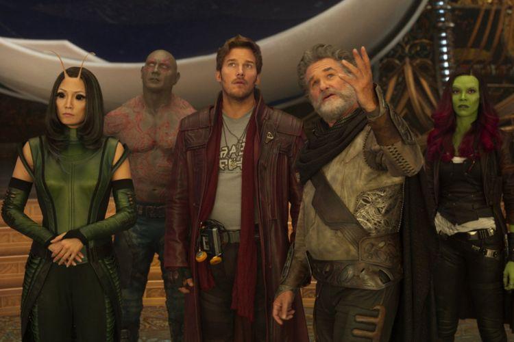Guardians of Galaxy Vol. 2