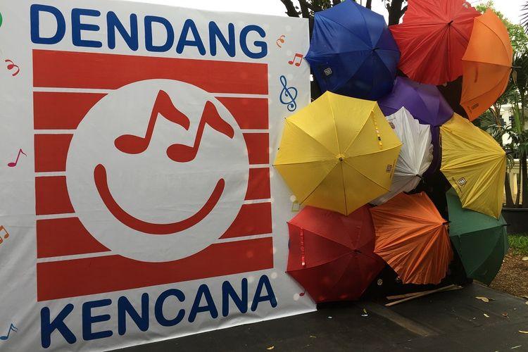 Kompas Gramedia menggelar lomba paduan suara anak Dendang Kencana di Bentara Budaya Jakarta, Palmerah Selatan, Jakarta Selatan, pada 26 hingga 28 Oktober 2017.