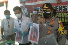 Pekerja PLTA di Cianjur yang Rakit Bom Pipa