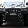 Pindad Maung Pakai Mesin dan Sasis Hilux, Begini Respon Toyota
