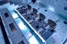 Kolam Renang Hotel Berubah Jadi Restoran demi Bertahan Selama Pandemi, seperti Apa?