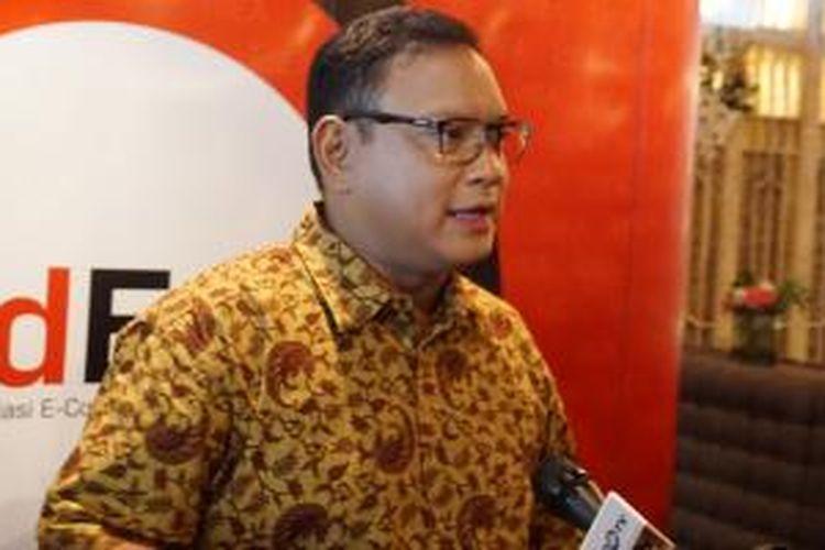 Ketua Asosiasi E-commerce Indonesia (iDEA) Daniel Tumiwa.