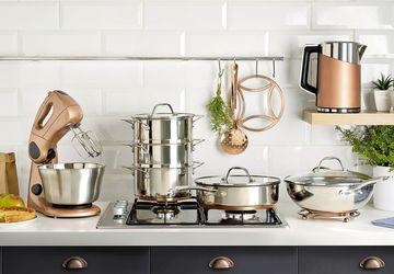 5 Peralatan Dapur yang Wajib Dimiliki Pengantin Baru Saat Pindah Rumah