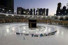 Arab Saudi Terbitkan 650.000 Izin Umrah di Tengah Pandemi Corona