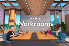 Facebook Perkenalkan Horizon Workrooms, Aplikasi Kantor Virtual Berbasis VR